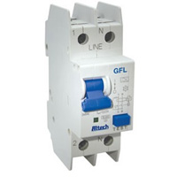 GFL Series Circuit Breakers with Ground Fault Relay