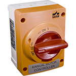 KEM Series Polycarbonate Enclosed Disconnect Switches