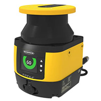 SX Series Safety Laser Scanners