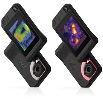 Seek Shot Handheld Thermal Imaging Cameras