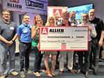 Allied Electronics & Automation Donates $30,000 to Tarrant Area Food Bank
