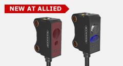 VS8 Series Miniature Photoelectric Sensors