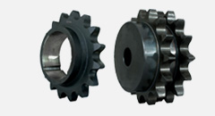 Long-Life Roller Chain Sprockets