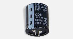 SLP & SLPX Snap-in Aluminum Electrolytic Capacitors