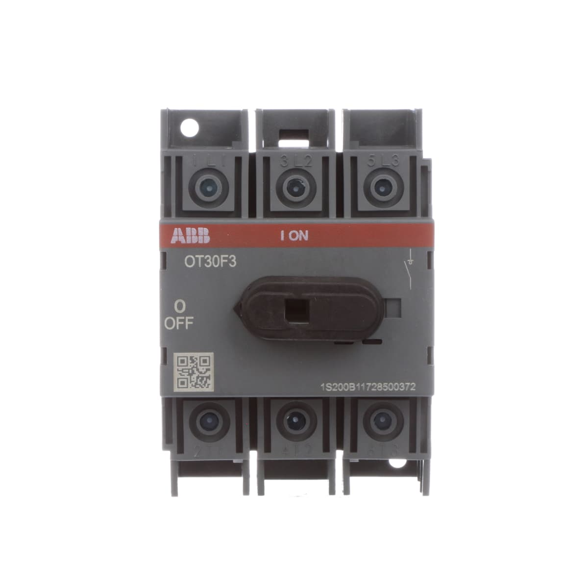 Abb Ot30f3 3 Pole Din Rail Mount Non Fused Switch Disconnector Between Disconnectors Load Switches And Circuit Close