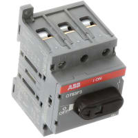 ABB - OT63F3 - UL508 60A 3P DISCONNECT NON-FUSIBLE SWITCH - Allied