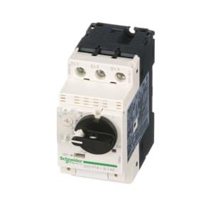 Starter; Manual/Protector; GV2 Series; Rotary Handle; 0.75HP; 600VAC; Trip 9-14A