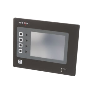 Operator Interface; Color TFT LCD; 5.7in; 24V; 4MB Flash Memory; Model G306A