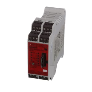 Safety controller; G9SX-NSA222-T03-RT