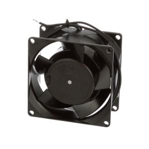 Fan; AC; 115V; 80x80x38mm; Sq; 21.2CFM; 8W; 21dBA; 1950RPM; Wire Leads