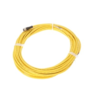 Banner Engineering - QDE-850D - Cordset; M12 Euro; Straight ... on banner safety switches, banner light curtain manual, banner light curtain catalog,
