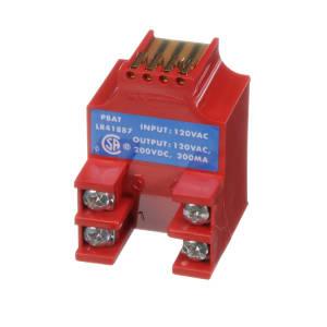 Power Block; 105 to 130 VAC; 200 VDC (Max.)⁄ 140 VAC (Max.); 50⁄ 60 Hz
