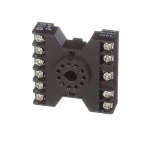 IDEC Corporation - SR3P-06 - Socket; Relay; 11; 3; 300 V; 10 A; M3 on
