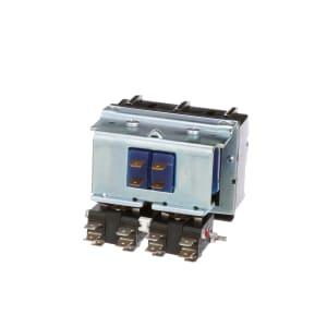 Contactor; Motor Reversing; 15A; 3PDM-NO; 120VAC; 4 Aux contacts each SPDT(2per coil)