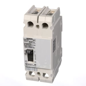 siemens cqd220 molded case circuit breakers thermal mag din rail mount 2 pole cqd series 20a. Black Bedroom Furniture Sets. Home Design Ideas