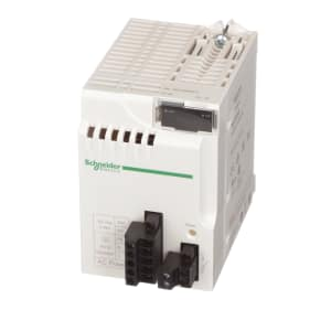 Power Supply; AC-DC; 24V; 0.7A; 85-264V In; Enclosed; Cage Mount; Modicon M340 Series