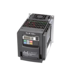 MX2 Inverter Drive 2.2(Heavy Load)kW; 3(Light Load)kW; 3-Phase In; 200 to 240V ac