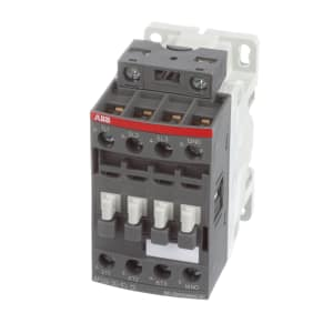 AF09-30-10-13 Abb Motor Contactor Wiring Diagram on