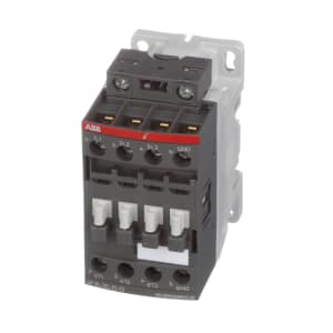 AF16-30-10-13 Abb Contactor Wiring Diagram on