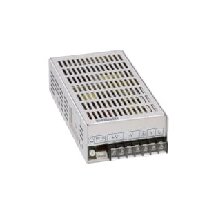 Power Supply; AC-DC; Enclosed; Industrial; Output; 24V@6.3A; Vin 85-264
