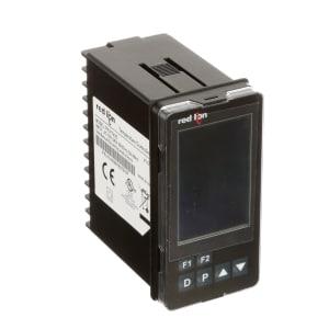 PID Controller; Temperature/Process; 1/8 DIN; 100-240VAC; Panel Mount; PXU Series