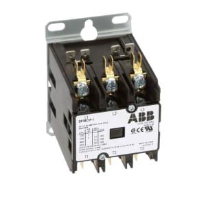 DP30C3P-1 Abb Definite Purpose Contactor Wiring Diagram on