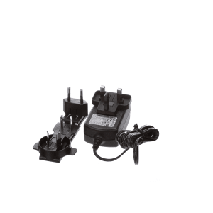 Micro USB Power Supply; 5.1 VDC; 2.5 A; Black; 80.86% Efficiency; Micor USB B 5 Pin