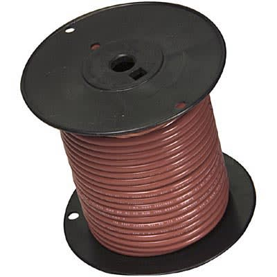 Dearborn Wire And Cable | Alpha Dearborn 788133 Rd005 600v 105c Red Pvc Ins 133 29 8 Awg