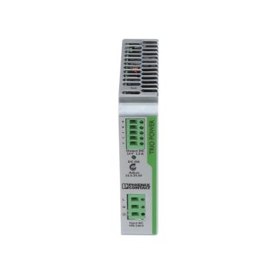 Phoenix Contact Stromversorgung TRIO-PS//1AC//24DC//2,5 2866268 Tragschienenmontage