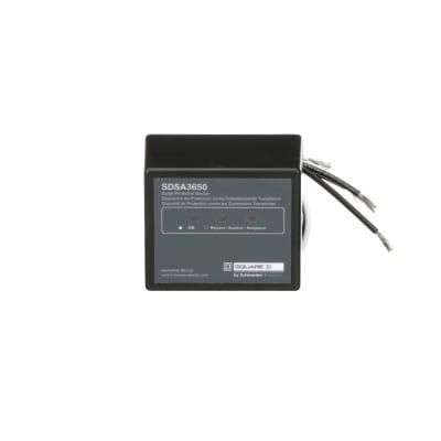 Square D Sdsa3650 3 Phase Industrial Surge Protector 40ka 2500 V 4000 V Panel Mount Allied Electronics Automation