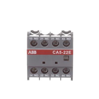 ABB CA5-22E Auxiliaire de contact 2no//2nc