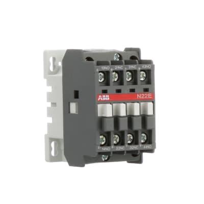 ABB 1SBH141001R8422 CONTACTOR RELAY N22E-84 110-120VAC 4-POLE NEW