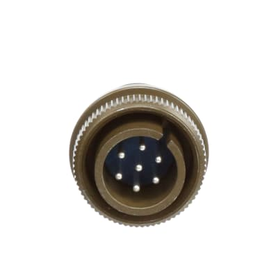639 Amphenol Part Number 97-3100A-14S-6S