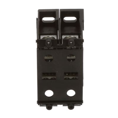 Blk; 175A; 600V; Black; 132X570CH Series; 2 Pole; 1 Input; 4 Output Marathon Special Products 1322570CH Conn; Power Dist