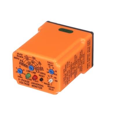 700 VAC//550 VAC Maximum Voltage 90VA Maximum Power Required ATC SLU-600-ASTDS Universal Phase Monitor//Relay