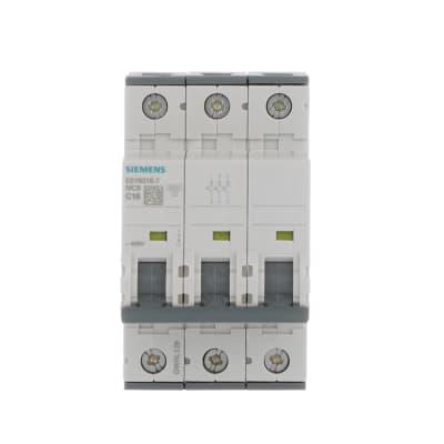 Siemens 5SY63 MCB C16 5SY6316-7