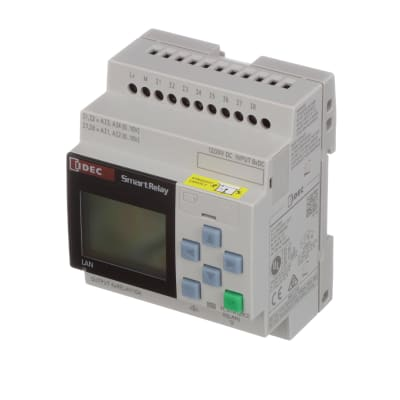 Fl1d-h12rce IDEC N2612 Smart Relay 12//24vdc 8 in 4 X 10a Output for sale online