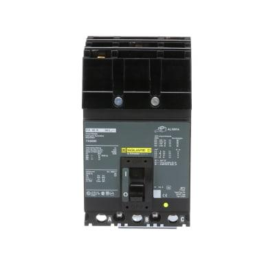 Sq D FA34040 40A 3P 480V I-Line circuit breaker