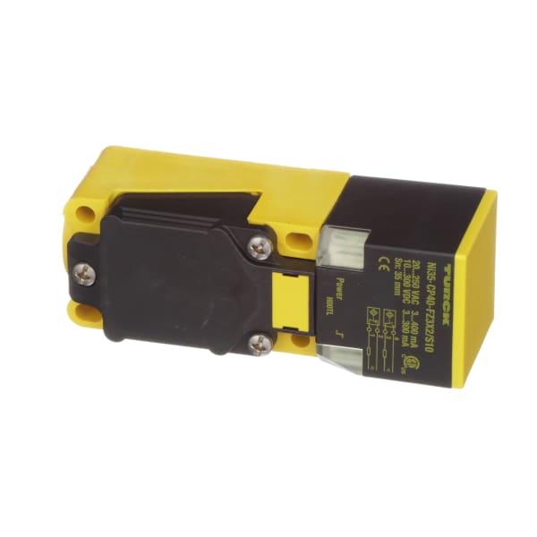 Turck Ni35 Cp40 Fz3x2 Proximity Sensor Rectangular