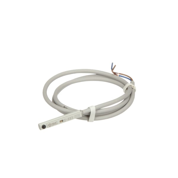 reed switch 3 wire diagram smc corporation d a93 reed switch  spst no  5 to 40ma  24vdc  smc corporation d a93 reed switch