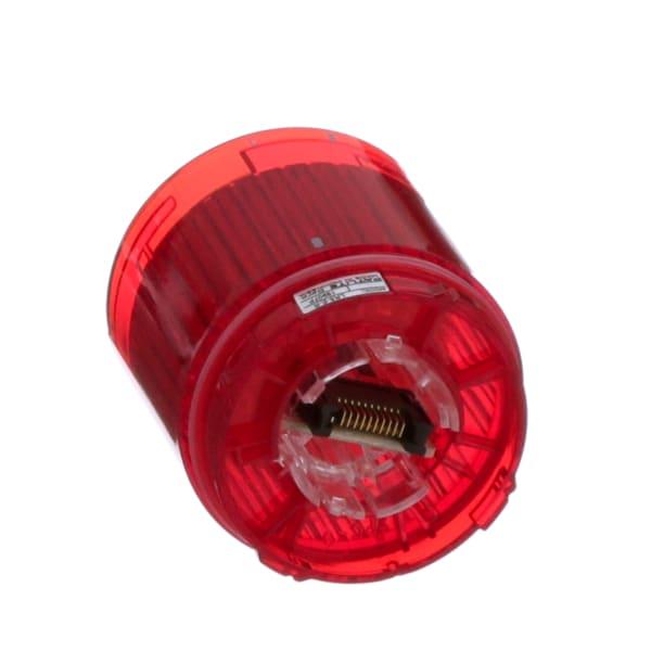 50mm; 24VDC; LED Unit; Red