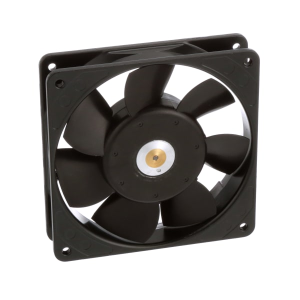 Ebm-papst - 9906 - Ac Fan  115v  120x120x25mm  79 5cfm  12w  42dba  2850rpm  Terminals