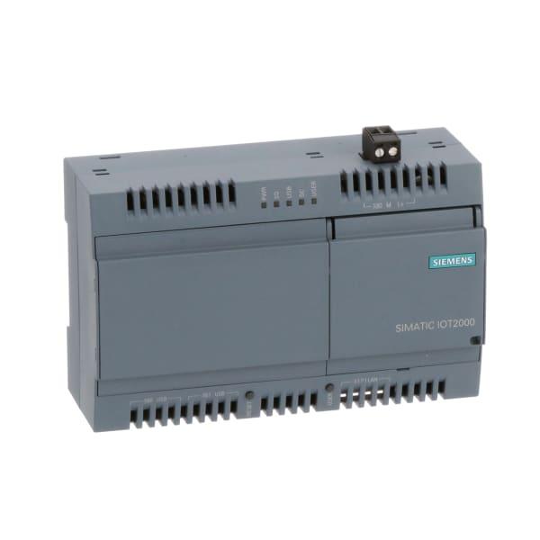Data Stations, IoT Gateway, Ethernet, USB RJ45, Educational, 24V, SIMATIC Series