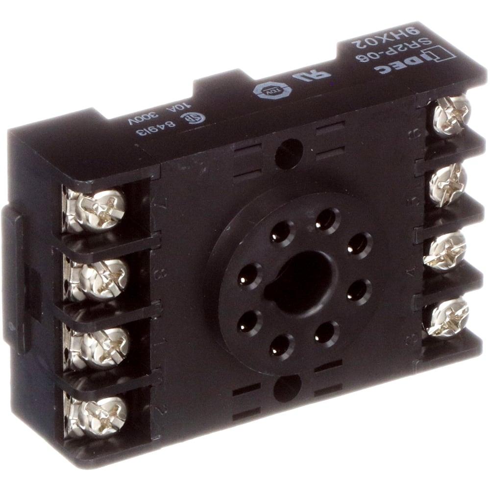 8 Pin Idec Relay Wiring Diagram