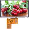 Focus Display Solutions E50RG38048LW2M320-R-TFT
