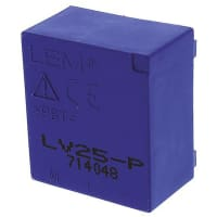 RS COMPONENTS UK LV 25-P