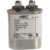 ASC Capacitors X387S-5-10-330