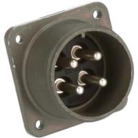 Amphenol Industrial MS3102E22-22P