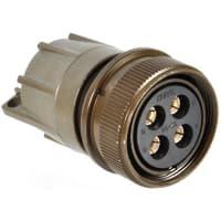 Amphenol Industrial MS3106F22-22S