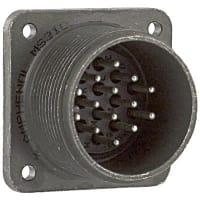 Amphenol Industrial MS3102R20-27P